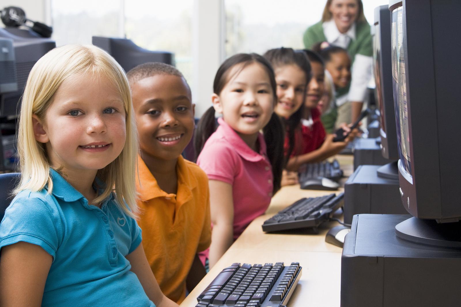 bigstock-Children-At-Computer-Terminals-3917458